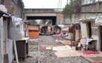 France: la réalité des bidonvilles