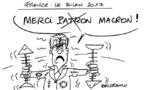 Bilan 2017 en France