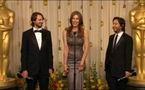 Cérémonie des OSCAR: la récompense suprême attribuée à Kathryn Bigelow pour Démineurs (The Hurt Locker)