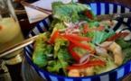 Journal de Manille: Repas traditionnel et coûtumes