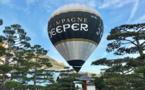 Une montgolfière novatrice
