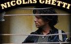 Nicolas Ghetti chante Deux sexes sur la terre au Sentier des Halles