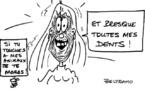 Les dents de la mère BB