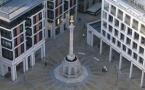 L'IMAGE DU JOUR: Paternoster square, Londres