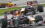 F1 : enfin Vettel !