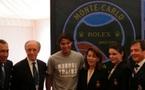 MASTERS SERIES 2010, 1er jour, le tirage avec Rafael Nadal et le Launch Party du dimanche