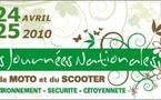 Journées Nationales de la Moto et du Scooter 2010