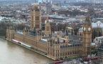 L'IMAGE DU JOUR: Le palais de Westminster
