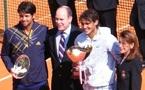 TENNIS: MASTERS SERIES 2010, victoire historique de Nadal