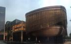 Une architecture atypique à Shanghai