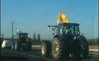 PARIS : Manifestation des agriculteurs