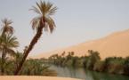 L'IMAGE DU JOUR: L'oasis Ubari