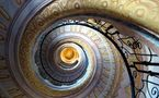 L'IMAGE DU JOUR: Escalier colimaçon