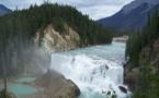 IMAGE DU JOUR: Les chutes Wapta au Canada