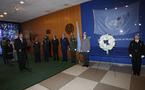 ONU - 8e Journée internationale des Casques bleus