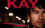 Andreas Kay, découverte pop, en concert à Paris au Sentier des Halles