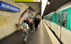 Le métro parisien en proie à une pollution excessive