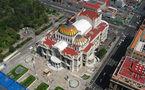 IMAGE DU JOUR: Le palais des Beaux-Arts de Mexico