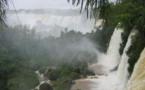 IMAGE DU JOUR: Les chutes d'Iguaçu