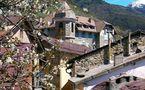 L'arrière pays niçois à l'honneur avec un petit bijou de village de montagne: RIMPLAS
