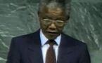 Journée internationale dédiée à Nelson Mandela