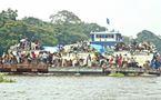 Naufrage en RDC