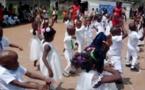 Fin d'année scolaire au Cameroun