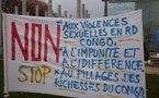 Violence sexuelle dans l'est de la République Démocratique du Congo