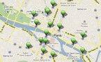 Une application pour les Sardines rusées dans les transports parisiens
