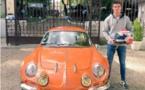 Rétro fête pour les passionnés de Renault