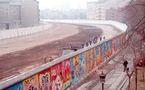 L'IMAGE DU JOUR: Le Mur de Berlin