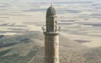 L'IMAGE DU JOUR: Le minaret de Mardin