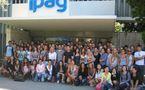 Les 102 étudiants Erasmus de l'Ipag découvrent Nice