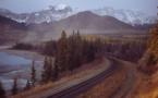 IMAGE DU JOUR: Chemin de fer au Canada