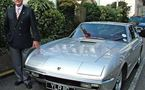 THE EX-ROGER MOORE MOVIE LAMBORGHINI ISLERO