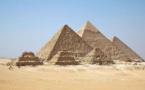 IMAGE DU JOUR: Les pyramides de Gizeh