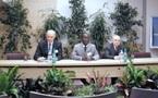 Cours des comptes: réunion haut niveau international, en langue française