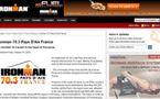 IRONMAN: UN 70.3 DANS LE PAYSAGE FRANÇAIS