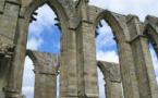 IMAGE DU JOUR: Ruines de l'abbaye de Bolton