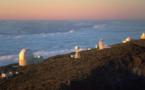 IMAGE DU JOUR: Observatoire astronomique de La Palma