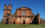 IMAGE DU JOUR: Ruines de São Miguel