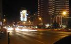 ROUMANIE: Préparations pour Noël à Bucarest