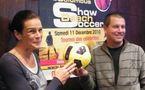 Beach Soccer Célébrités: spectacle et match en faveur des associations de Pascal Olmeta et de la princesse Stéphanie de Monaco