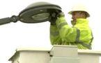 Eclairage à LEDs en test sur les voies urbaines à Toulouse