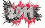 2011 : Nouvelle année, nouvelle hausse