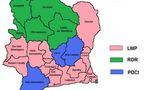 Côte d'Ivoire: des milliers de réfugiés ivoiriens en fuite, accusations post-électorales de Laurent Gbagbo