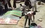 Des milliers de personnes luttent pour survivre au Yémen