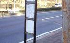 L'IMAGE DU JOUR: Arrêt de bus