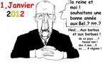 DESSIN DE PRESSE: Bientôt 2012 en Belgique