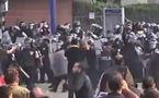 Les manifestations en Égypte
